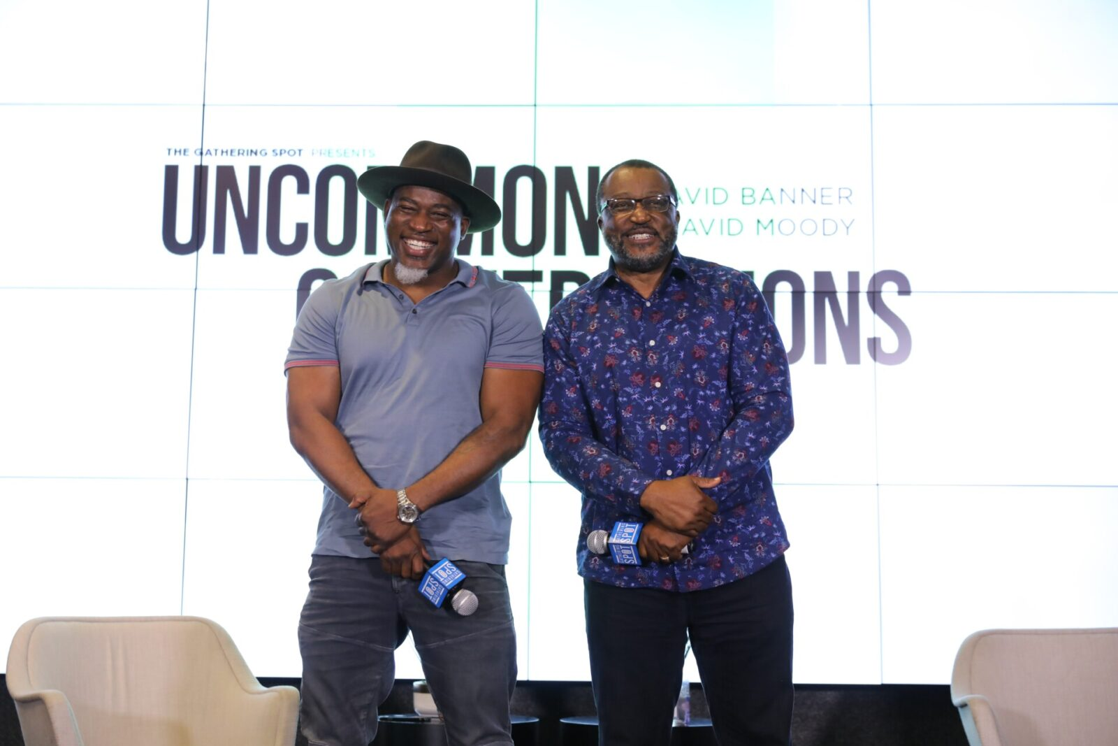Uncommon Conversation David Banner David Moody