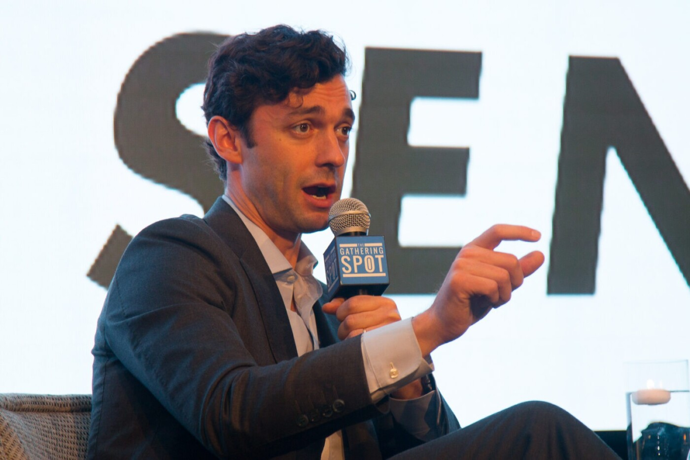 Fireside Chat with Jon Ossoff
