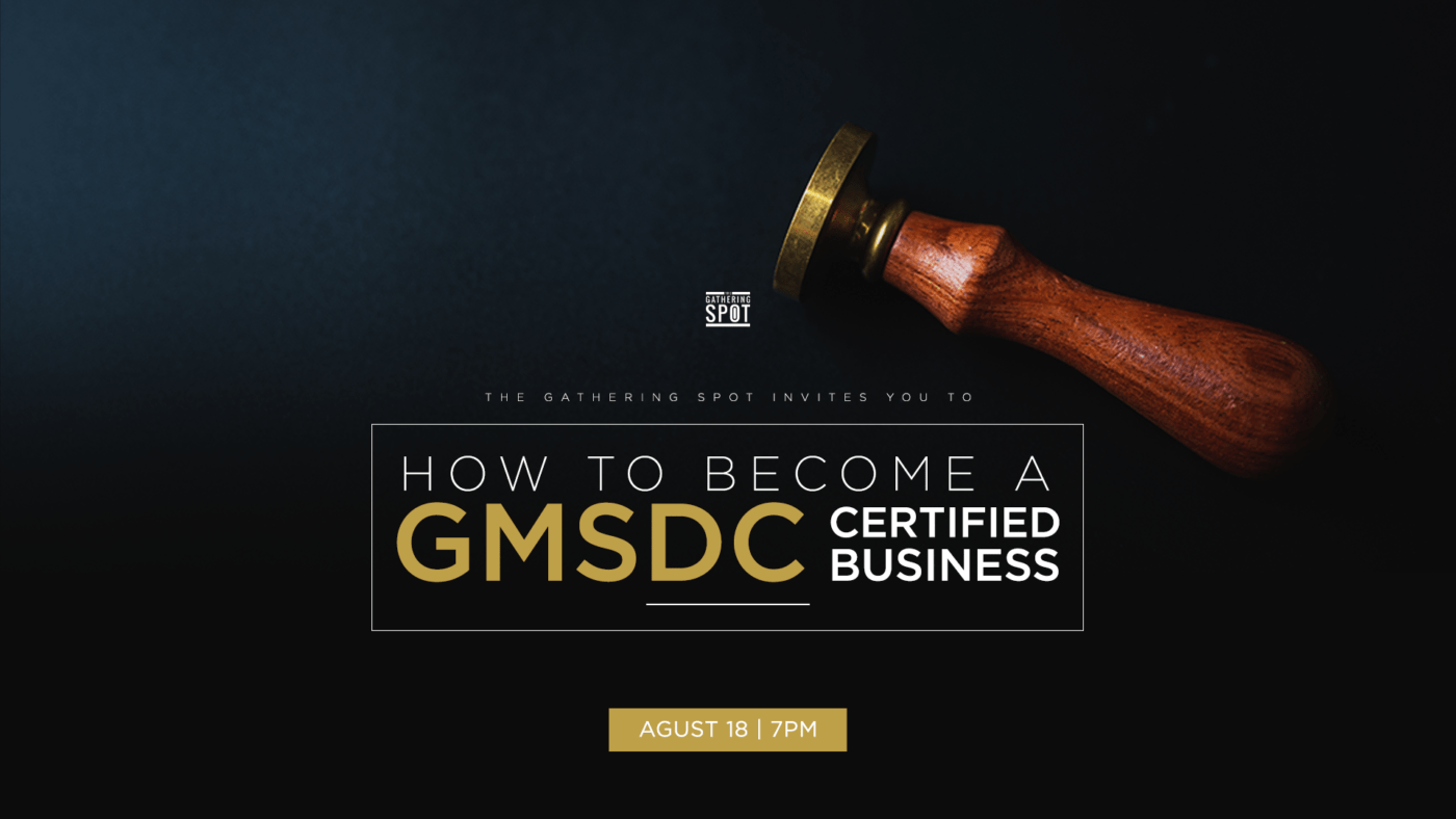 How to Become a GSMDC Certified Business