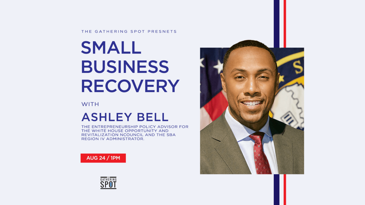 Small Business Recovery with Ashley Bell