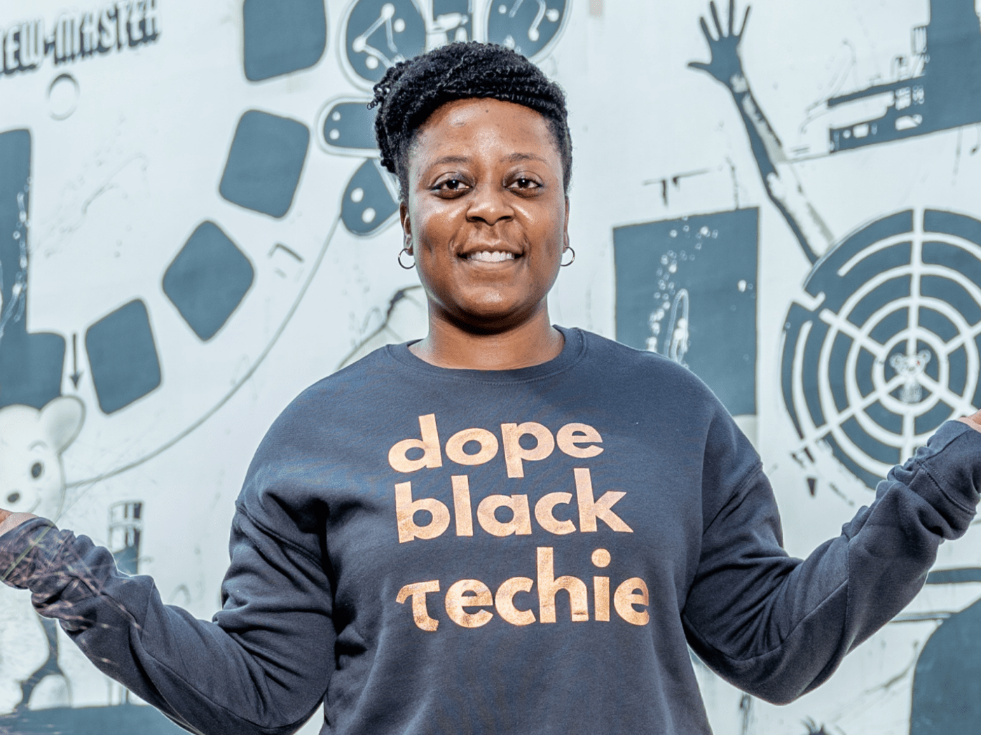 Tech Talk: Fireside Chat with Dr. Nashlie