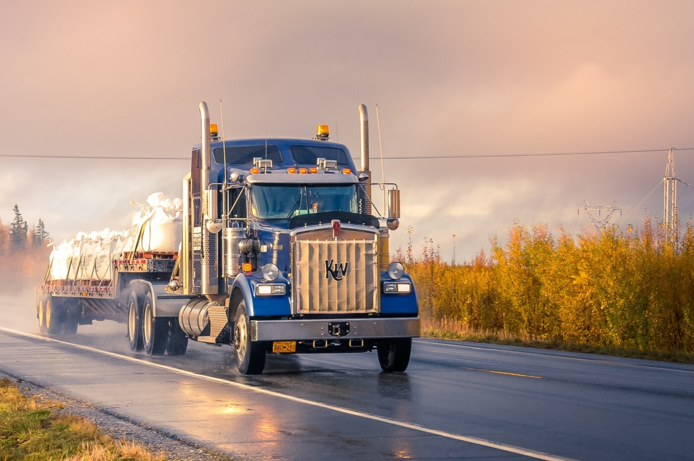 Breaking into the Industry: Trucking