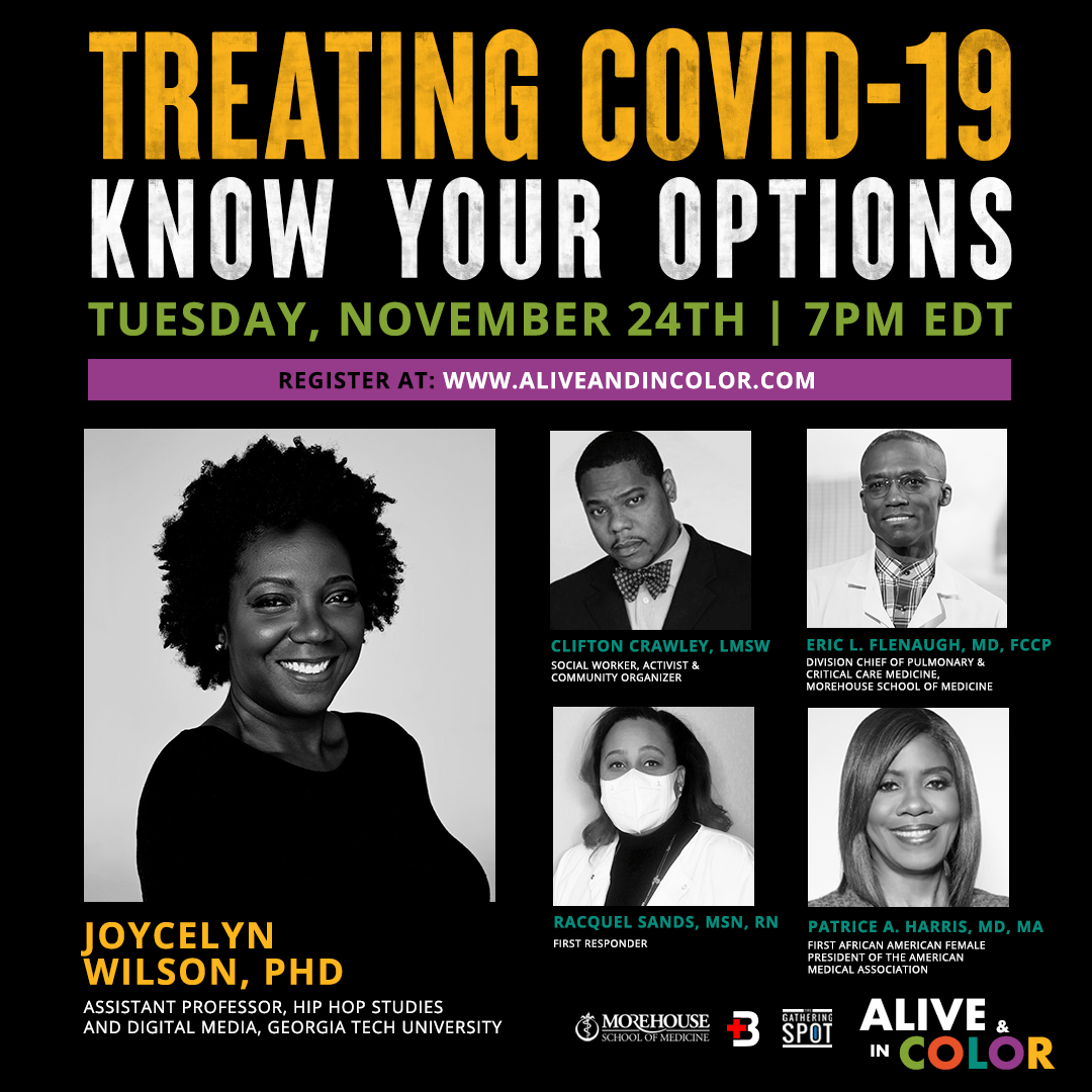 TREATING COVID-19: Know your options