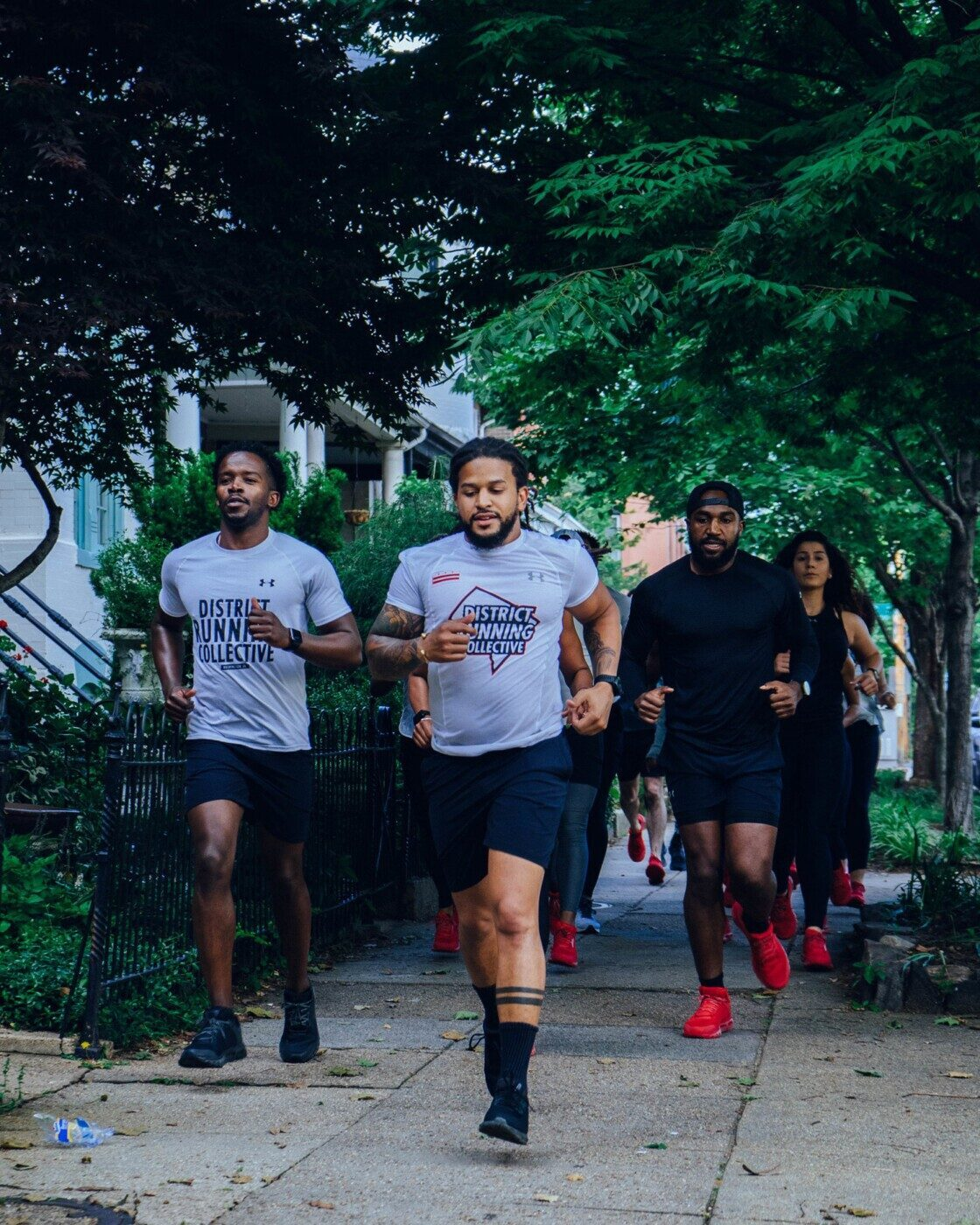 The District Running Collective: We Talk With Founder Matt Green