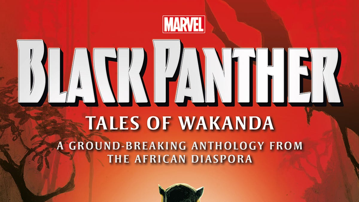 The Black Panther Anthology