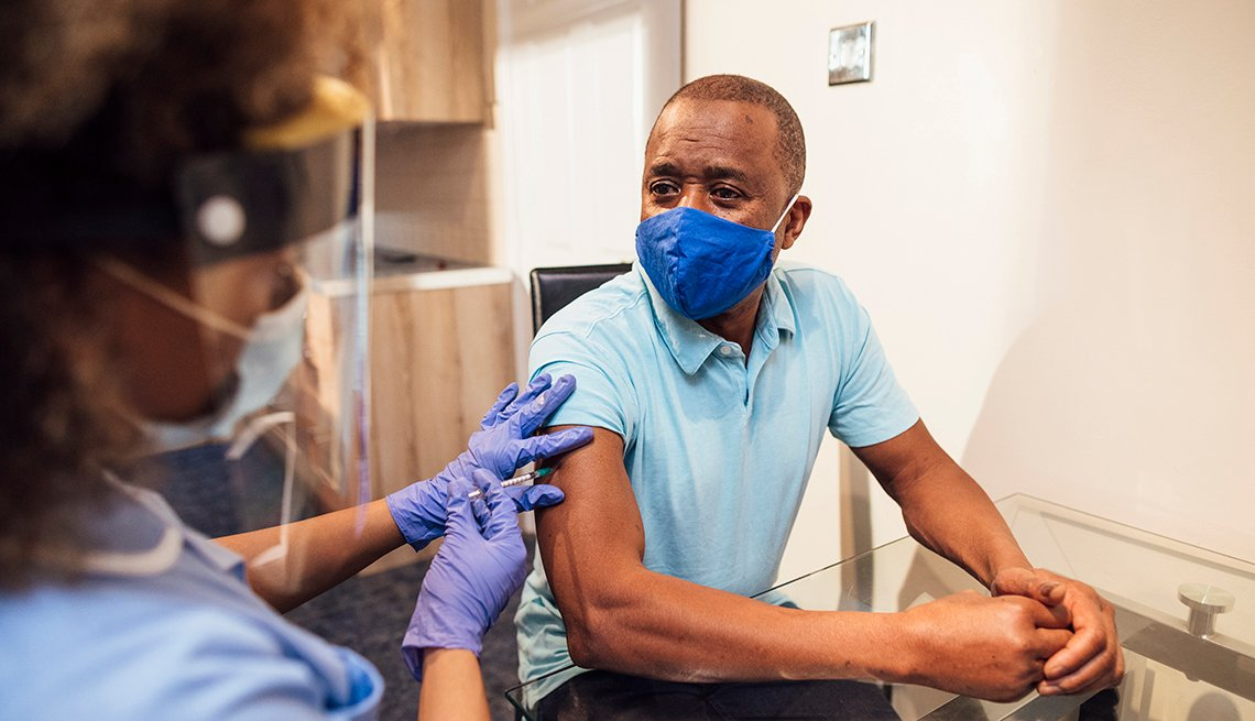 Candid Conversations: Black Men Count Vaccine Edition