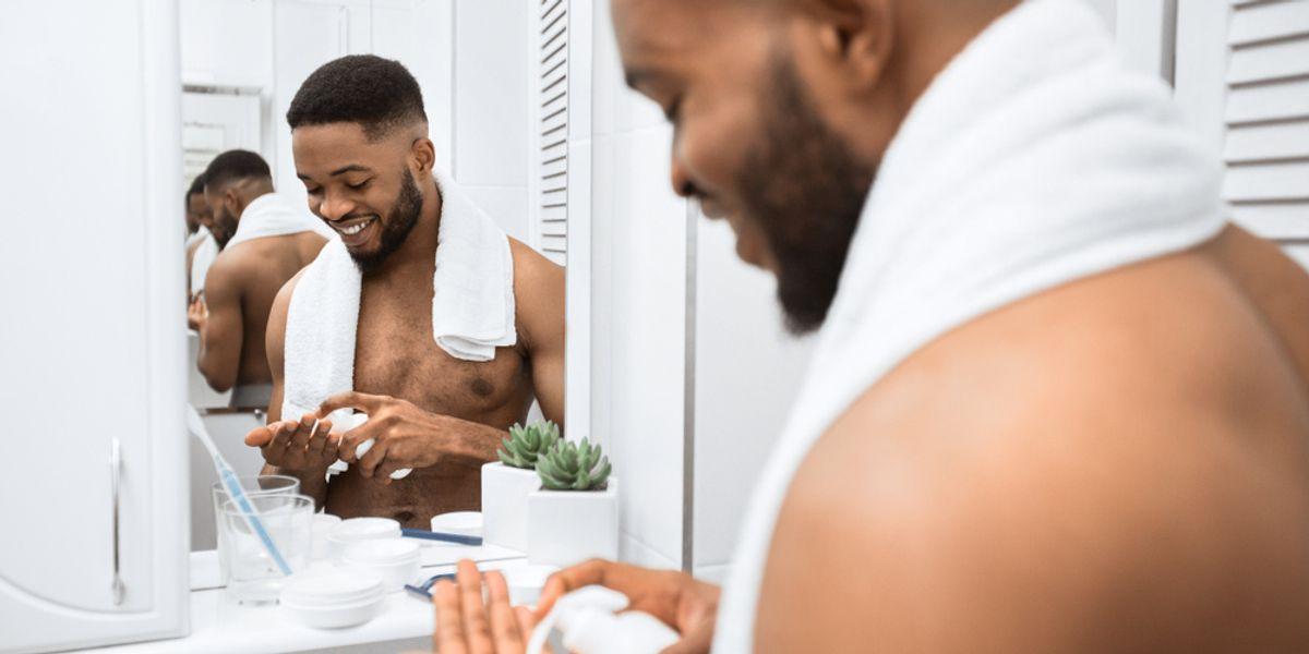 Black Don't Crack: Men's Edition