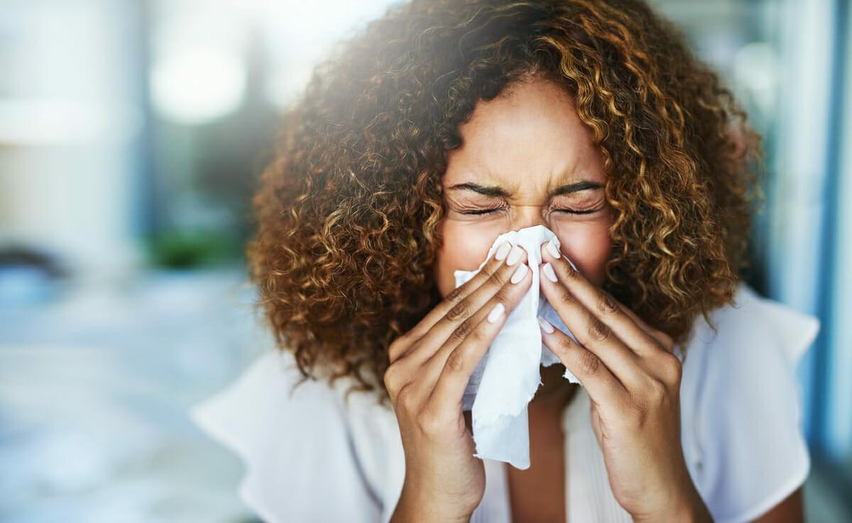 'Tis The Season: Seasonal Allergies