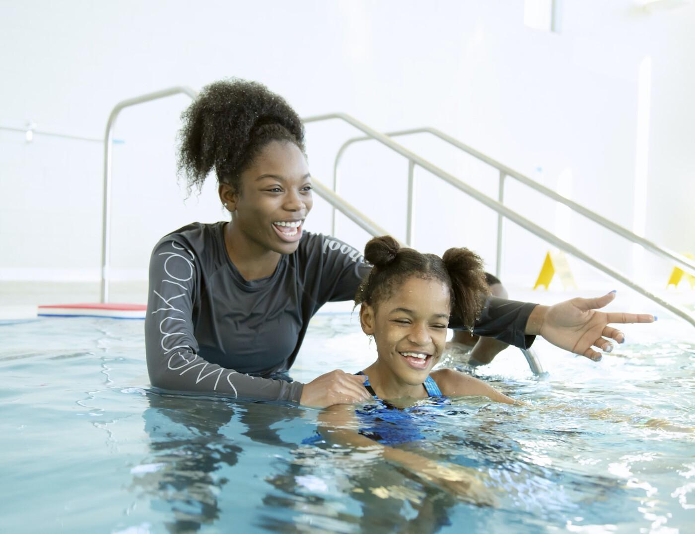 Black Folks Don't Swim